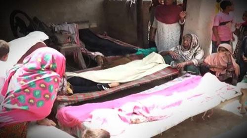 pakistan: thai phu bi gia dinh sat hai vi tu y ket hon - 2