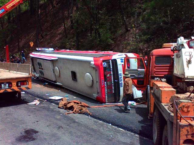 Tai nạn thảm khốc trên đèo Prenn, ít nhất 7 người chết-3