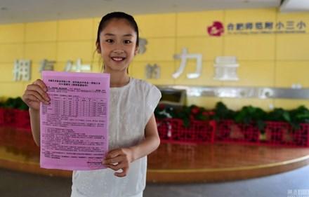 TQ: Bé gái 12 tuổi trở thành sinh viên trước khi tốt nghiệp tiểu học-1