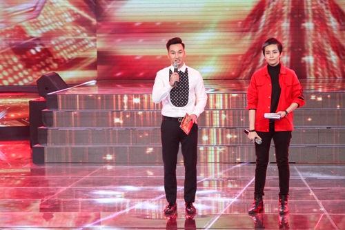 """x-factor 2016: co gai 17 tuoi """"cuop hit"""" cua giam khao thanh lam - 1"""