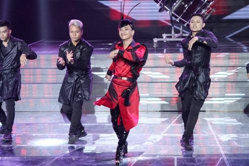 """x-factor 2016: co gai 17 tuoi """"cuop hit"""" cua giam khao thanh lam - 11"""