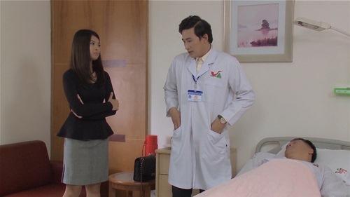"hot girl sam dep trong treo trong ""mau chay ve tim"" - 10"