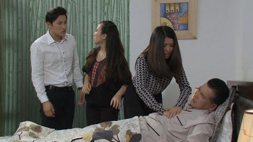 "hot girl sam dep trong treo trong ""mau chay ve tim"" - 8"