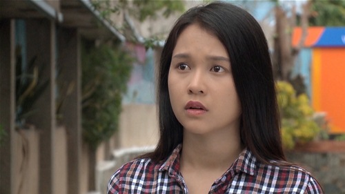 "hot girl sam dep trong treo trong ""mau chay ve tim"" - 3"