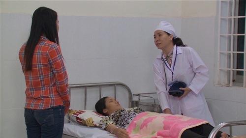 "hot girl sam dep trong treo trong ""mau chay ve tim"" - 4"