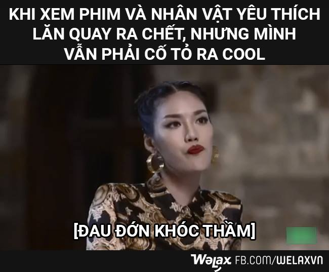 cuoi te ghe voi anh che bieu cam kho do cua lan khue - 1