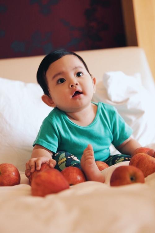ve dang yeu kho cuong cua con trai khanh thi - phan hien - 5