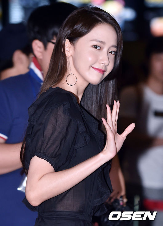 "yoona dep khong ty vet voi dam xuyen thau, ""lan at"" dan chi - 1"