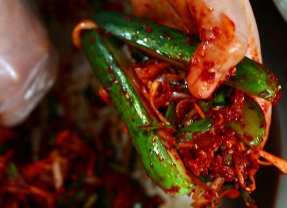 kim chi dua chuot cuc de lam! - 6