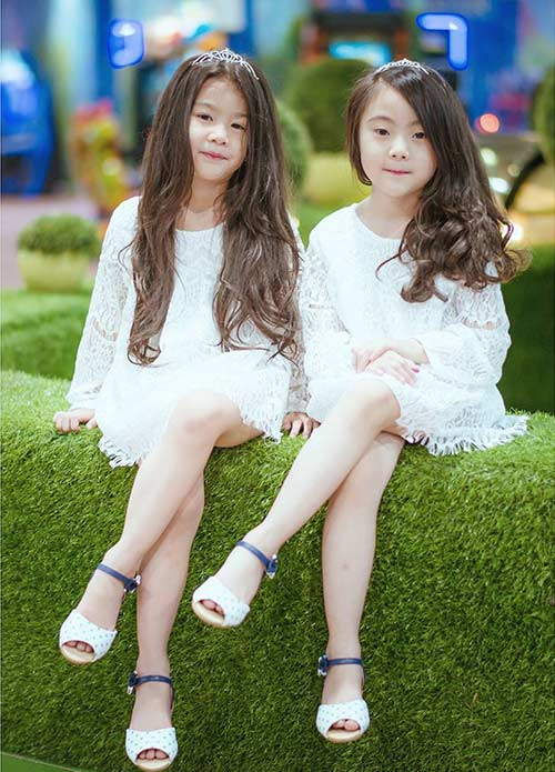 "don tim voi 2 co be hotgirl ha noi chan dai ""khong doi tuoi"" - 6"