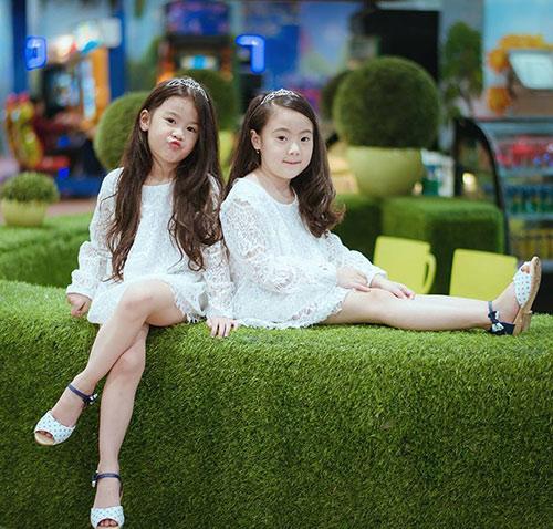 "don tim voi 2 co be hotgirl ha noi chan dai ""khong doi tuoi"" - 2"