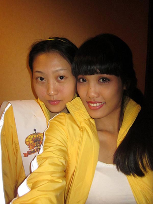 "hanh trinh 6 nam ""lot xac than ky"" cua lan khue - 5"