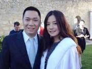"""Làng sao - Đăng dòng trạng thái """"chia tay"""", Triệu Vy dính nghi vấn ly hôn"""