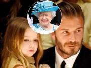 Làng sao - Showbiz 24/7: Beck bật mí câu hỏi thú vị của Harper về Nữ hoàng Anh