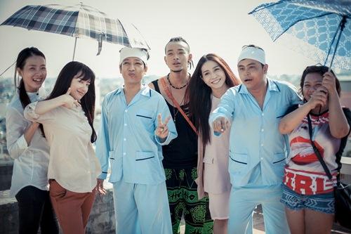 phim ket duyen nha phuong - truong giang lan dau len truyen hinh - 4