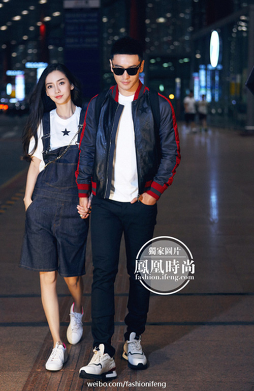"thay angelababy dau, huynh hieu minh co hanh dong ""soai ca"" voi vo - 4"