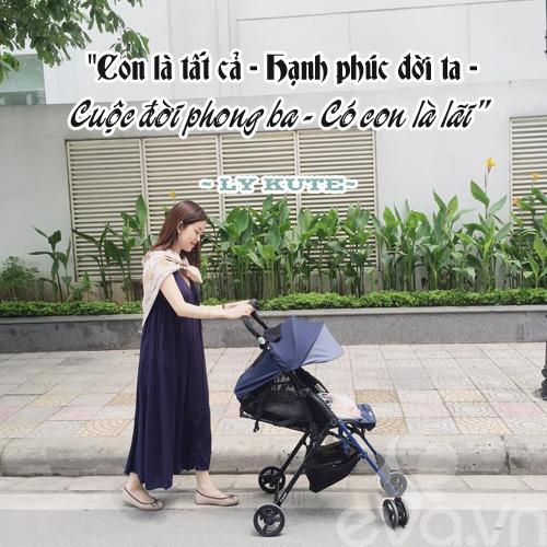 dau can co chong, ly kute van hanh phuc khi mot minh nuoi con! - 6