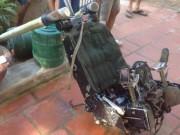 Tin tức - Ngư dân tìm thấy chiếc ghế của phi công Trần Quang Khải