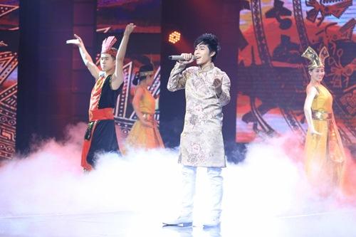 "tran thanh - hari won - viet trinh me met voi ""ban sao le quyen"" - 16"