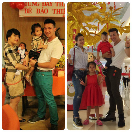 chong 'gianh' viec cham con, co vu vo lay lai vong eo 62cm sau sinh - 7