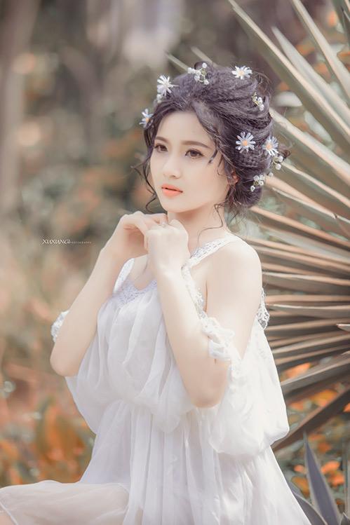 """co gai 9x viet xinh nhu """"than tien ty ty"""" luu diec phi - 4"""