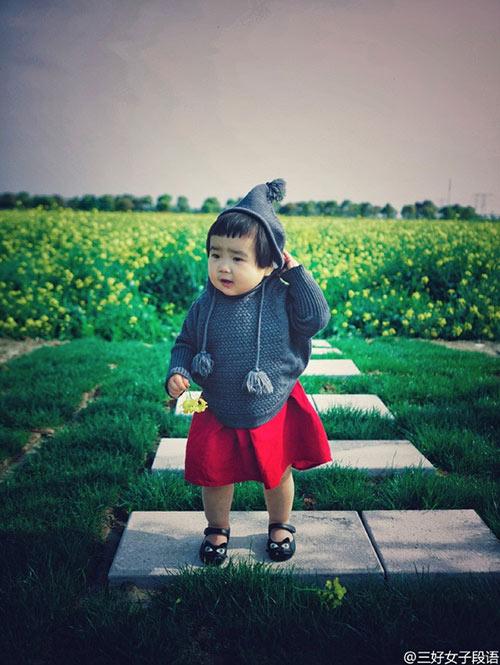 "day chinh la co be hau an dang khien cac me bim sua ""phat them"" - 5"