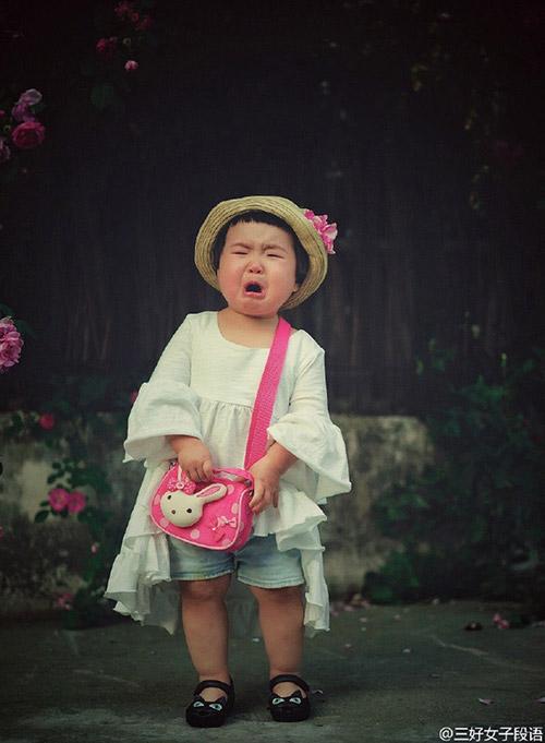 "day chinh la co be hau an dang khien cac me bim sua ""phat them"" - 9"