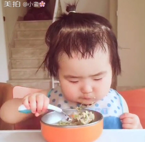 "day chinh la co be hau an dang khien cac me bim sua ""phat them"" - 3"