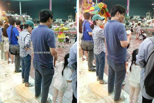 cuoc song cua vo chong lee young ae khong khac voi nhung nguoi khac la bao - 3