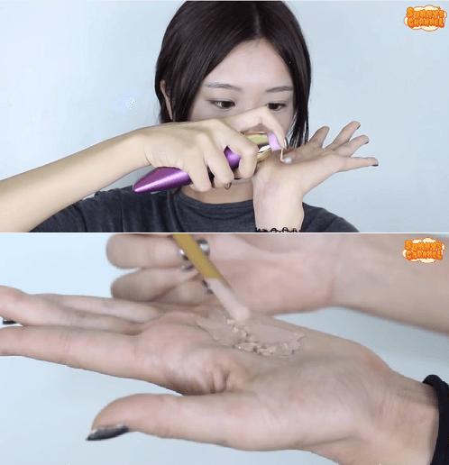 7 buoc de co lop nen trong veo tuyet dep nhu sao han - 6