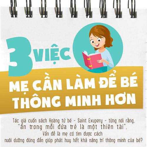 3 viec me can lam de be thong minh hon - 1