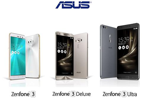 bo ba smartphone asus zenfone 3 ban ra tu 12/7 - 1