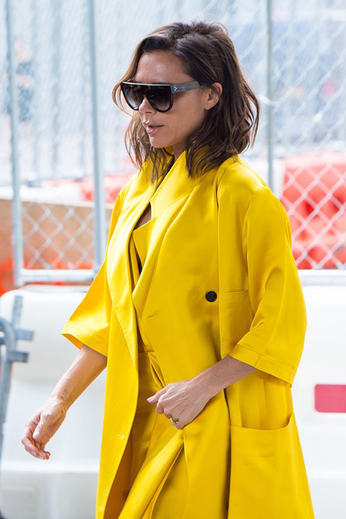Victoria Beckham quyến rũ và trẻ trung với tóc mới-1