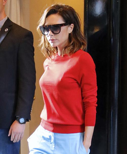 Victoria Beckham quyến rũ và trẻ trung với tóc mới-6