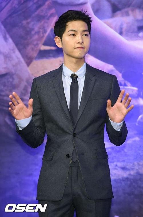 """Những điều thú vị ít biết về """"chàng Sói"""" Song Joong Ki - 6"""
