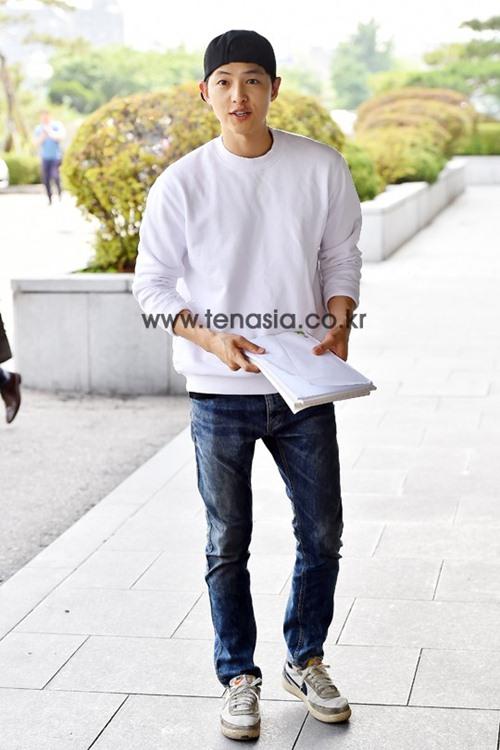 """Những điều thú vị ít biết về """"chàng Sói"""" Song Joong Ki - 5"""