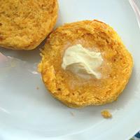 Bánh khoai lang nướng tự chế