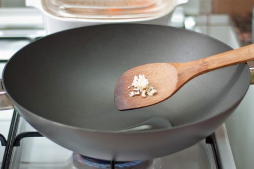 Đậu đũa xào trứng kiểu Trung Hoa - 2