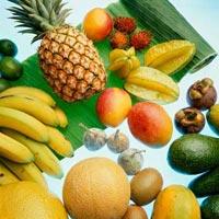 Mùa hè khỏe mạnh nhờ rau quả
