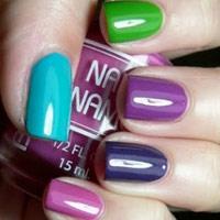 Những màu sơn và mẫu nail thời thượng!