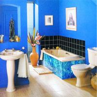 Chế ngự phong thủy xấu của... toilet