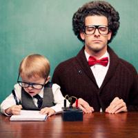 Mách nhỏ mẹ cách hay dạy bé tập viết