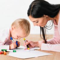 Dạy bé 0 - 4 tuổi học vẽ