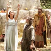 Khởi chiếu Merlin và vương quốc Camelot 3