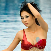 Diễn viên Hồng Hà khoe vóc dáng đẹp của người mẫu