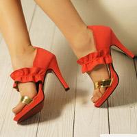 Giày dép sành điệu cho mùa thu