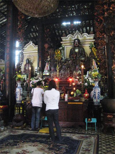 6 ngôi chùa đặc biệt ở TP.HCM - 1