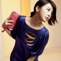 Mix phụ kiện đẹp như Yoon Eun Hye