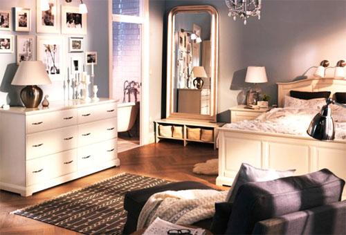 Xu hướng trang trí phòng ngủ của năm 2012 - 1