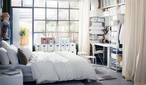 Xu hướng trang trí phòng ngủ của năm 2012 - 4